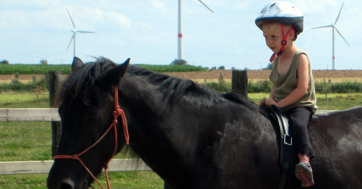 Equitation et psychomotricité